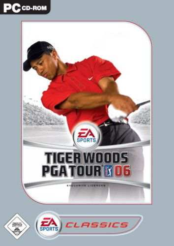 Tiger Woods PGA Tour 06 [EA Classics]