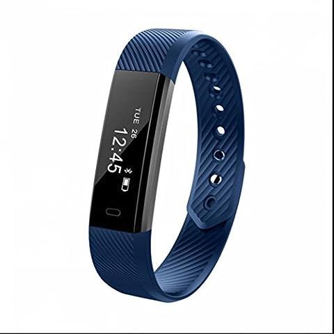 smartwatch schrittzähler armband handy uhr Sportelektronik Kalorien Sleeping Monitor