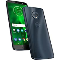 motorola moto g6 5.7-Inch Android 8.0 Oreo UK Sim-Free Smartphone with 3GB RAM and 32GB Storage (Single Sim) - Deep Indigo