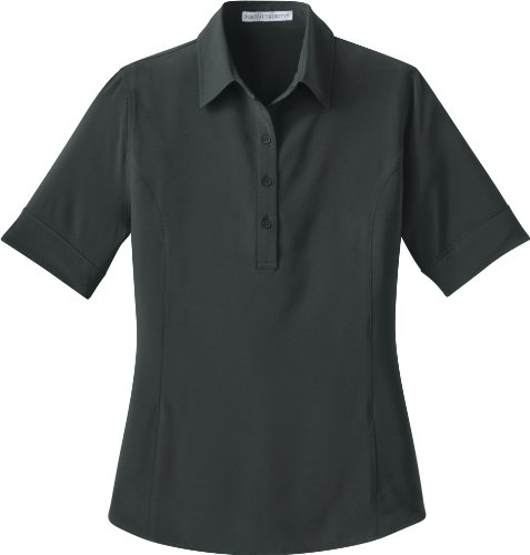 Port Authority -  Polo  - Donna Slate Grey