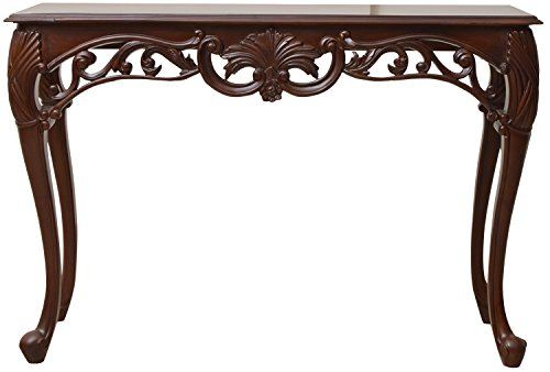 Ankita Furniture AF-9 Console Table (Brown)