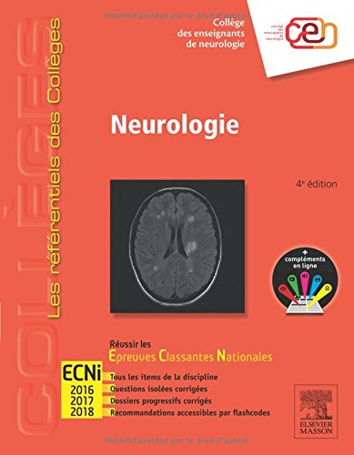 Neurologie: Réussir Les Ecni par Mathieu Zuber, Luc Defebvre