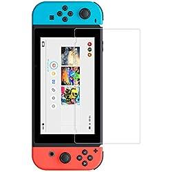 Webla Nintendo Hd Film Trempé 3Pc En Verre Trempé Protecteur D'Écran Film Feuille De Garde Pour Nintendo Switch