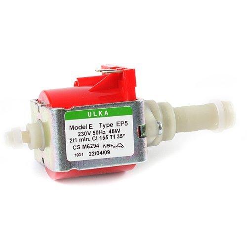 Ulka - Pompa per acqua, modello E tipo EP5, 48 Watt - originale (Ricondizionato Certificato)