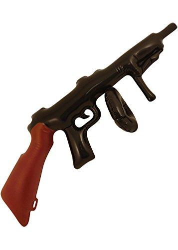 20er Jahre Gangster aufblasbare (Maschinenpistole Gangster Aufblasbare)