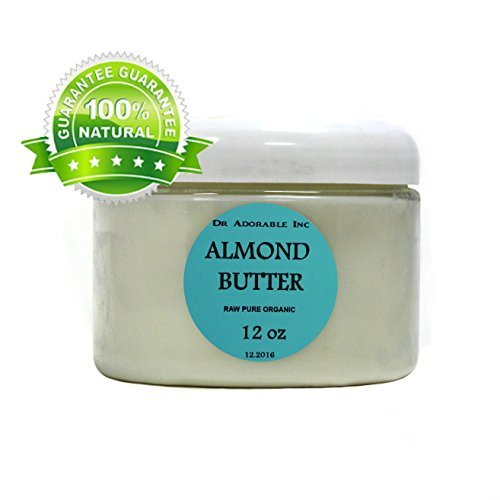 Almond Butter Pure Organic 12 Oz