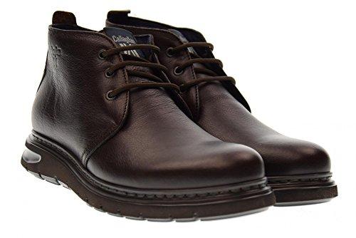 CALLAGHAN homme de chaussures chaussures de sport haut 89300 BROWN brown