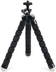 APEMAN Flexibel Stativ Kamera leichtes Dreibeinstativ Reise Ständer für apeman Actionkamera A66/A60/A70/A80 und Smartphones
