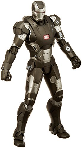 IronMan - Figura War Machine Mark II (Hot Toys 902043)