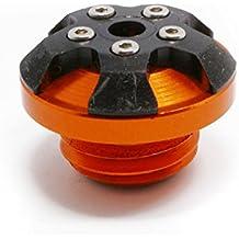Tapón de llenado de aceite Motocicleta CNC Motor Magnético M 20 x 2,5 para