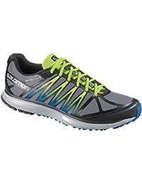 Salomon X-Tour Running Shoes Grey/Blue-10