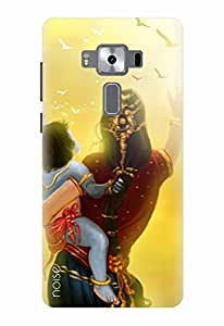 Noise Designer Printed Case / Cover for Asus Zenfone 3 Deluxe ZS570KL with 5.7 Inch screen size/ Festivals & Occasions / Krishna Design
