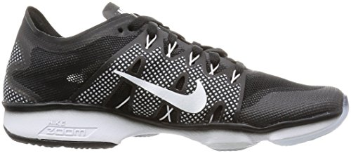 Agility Fit Nike 2 Sneaker Bianco Donna Zoom Nero qE55Swg