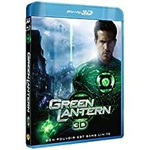 Green Lantern - Blu-ray 3D - DC COMICS