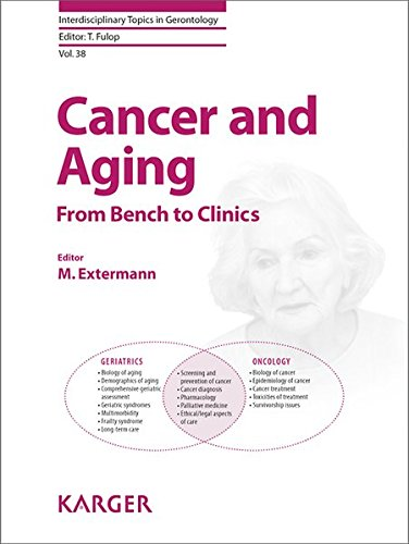 Cancer and Aging: From Bench to Clinics. (Interdisciplinary Topics in Gerontology and Geriatrics, Band 38)