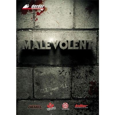 Paintball DVD Derder Malevolent -