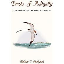 Beasts of Antiquity: Stem-Birds In the Solnhofen Limestone (English Edition)