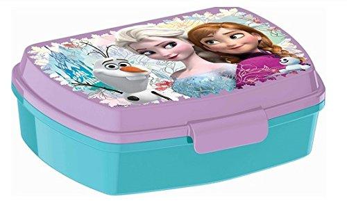 ozen Brotdose, 17 x 13,5 x 5,5 cm (Ist Frozen Für Mädchen)