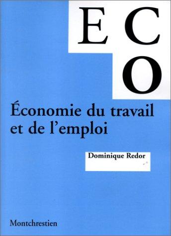 Economie du travail et emploi