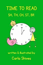 Time To Read: SH, TH, CH, ST, BR