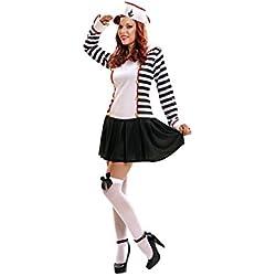 My Other Me Me - Disfraz de Marinera, talla M-L (Viving Costumes MOM01015)