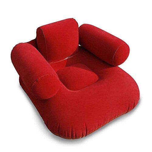 f1d71632a120d9 Chaises longues-Chaises longues-- Pause déjeuner Le canapé à l Office  Folding canapé gonflable Accueil Chaises Chaise de plage Portable paresseux  Canapé ...