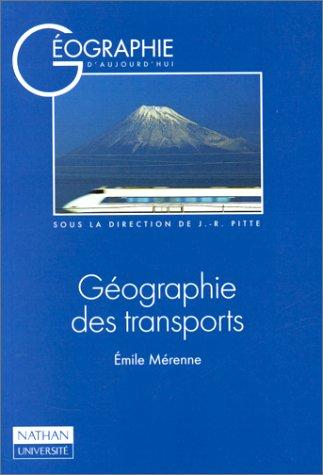 Géographie des transports