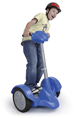 Feber - Patín eléctrico Dareway Revolution 12 V, color azul (Famosa 800010403)