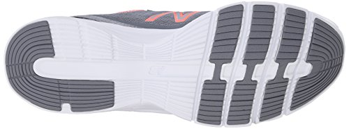 New Balance Women's WW511BB1 Walking Shoe, Grey/Pink, 10 B US Grey/Pink