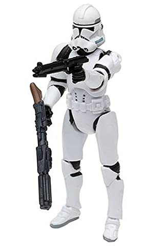 Shock Clone Trooper with Quick Draw Attack No.6 - Star Wars Revenge of the Sith Collection 2005 von Hasbro