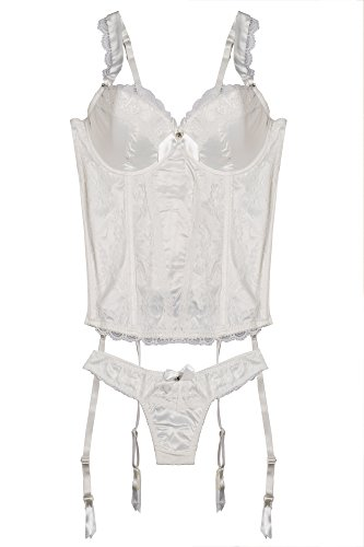 Kendindza Collection -  Completo intimo  - Donna Bianco
