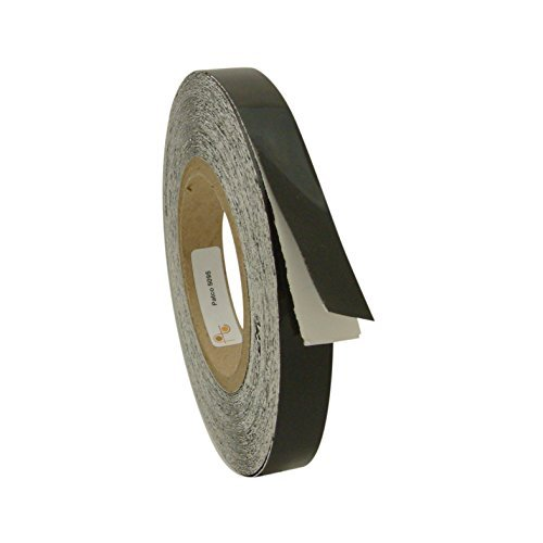 liner Anti-Squeak, Anti-Itch Tape: 3/4 in. x 36 yds. (Black) by Patco (Auto Headliner)