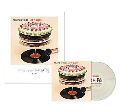 Rolling Stones: Let It Bleed (Lithograph)