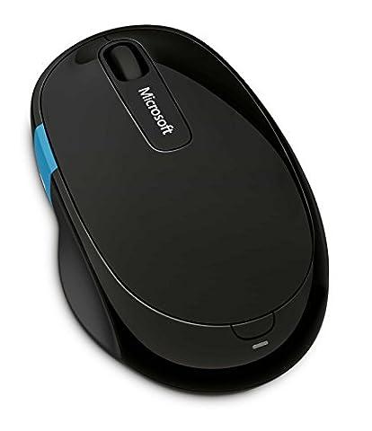 Microsoft Bluetooth capteur haute d?finition sans fil lecture Sculpt Comfort Mouse H3S-00007 (japon