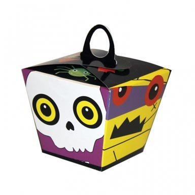 Boo Crew Treat Boxes (Boo Crew Halloween-party)
