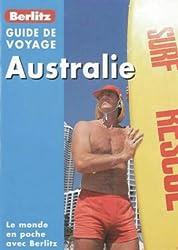 Berlitz Australia Pocket Guide in French