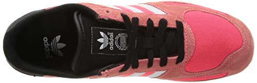 adidas LA Trainer Unisex-Kinder Sneakers Flash Red S15/Ftwr White/Flash Red S15