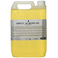 Mystic Moments | Sweet Almond Carrier Oil - 5 Litres - 100% Pure
