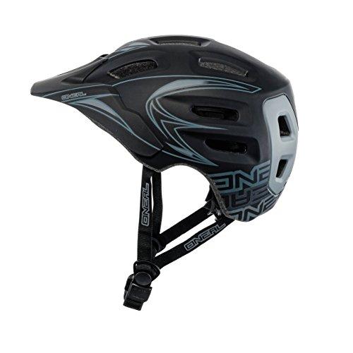 Oneal 0502D-101 Casco de Bicicleta, Gris, S
