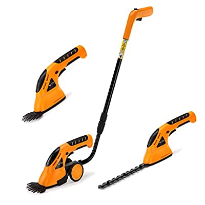 NETTA Cordless Grass And Hedge Trimmers