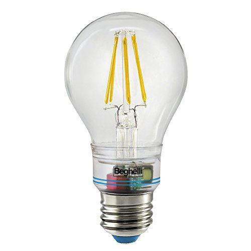 lampada led Beghelli 56305 - Lampada Led NUOVA SORPRESA ZAFIRO per emergenza LED 6W 230V E27
