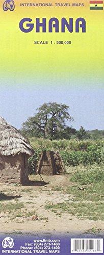Ghana : 1/500 000 (Itm)