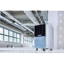 Olimpia Splendid 01209 Électronique Professionnel-Contenance Déshumidificateur 15 L/24h/Acier Noir