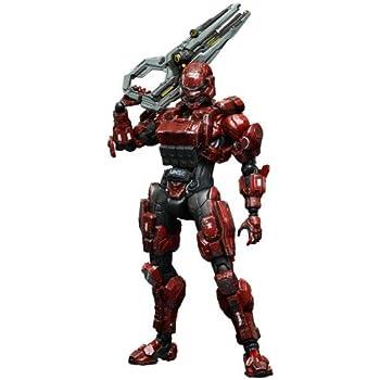 Halo 4 Play Arts Kai Spartan Warrior Action Figure: Amazon