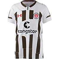 Under Armour Kids 191480584750 FC St. Pauli Away - Camiseta réplica, Color Blanco (101), Talla XL