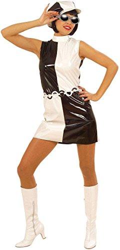 Widmann costume 60s chick anni 1960 per adulti, m 58062