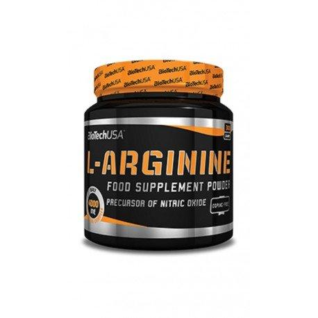 Biotech USA L y Arginine Nitrox y Energizante - 300 gr