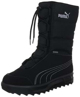 Puma Borrasca III GTX Jr, Unisex-Kinder Ungefütterte Schneestiefel, Schwarz (black-gray dawn 01), 32 EU (13 Kinder UK)