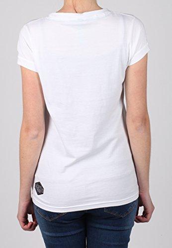 alife and kickin Damen T Shirt Lilly Tee Marshmallow