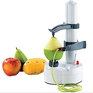 SYS New Multifunction Stainless Steel Electric Fruit Apple Peeler Potato Peeling Machine Automatic